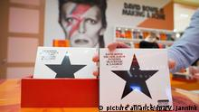 David Bowie Album Blackstar