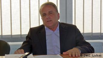 Bosnien Stanari Kohlekraftwerk Dusan Panic