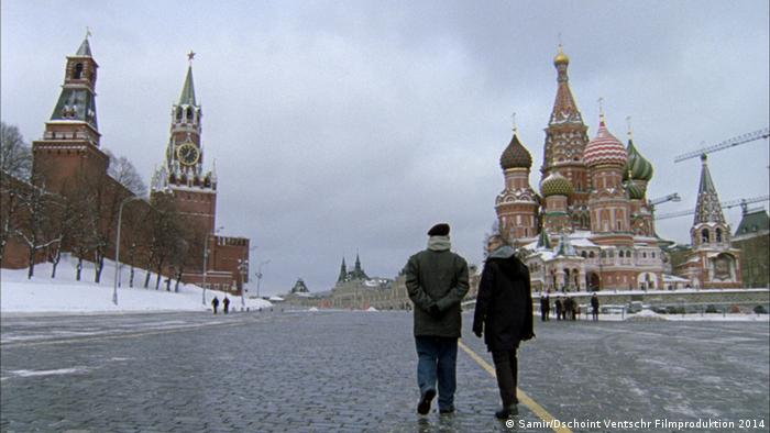 Moscow´s Red Square and the Kremlin