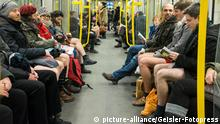 Berlin Aktion No Pants Subway Ride