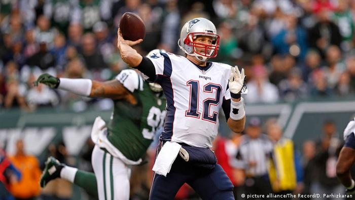 USA, Football New England Patriots