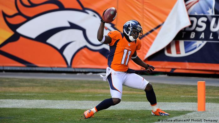 USA, Football Denver Broncos - Baltimore Ravens