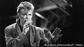 David Bowie Rock am Ring 1987