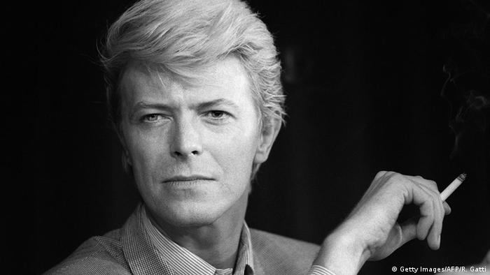 David Bowie Portrait , Copyright: Getty Images/AFP/R. Gatti