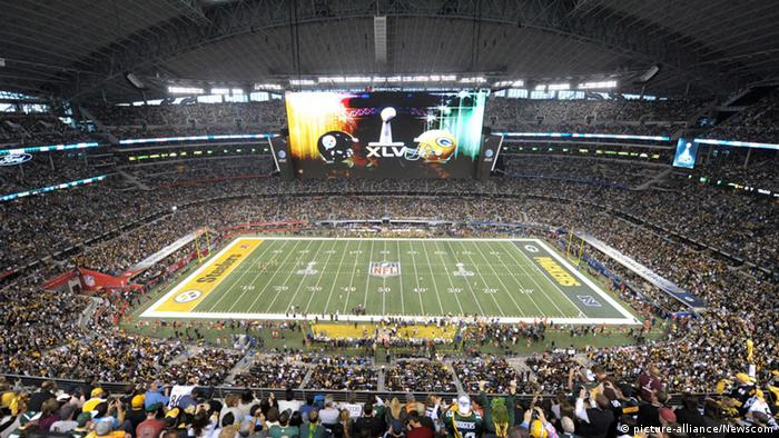 USA, Pittsburgh Steelers - Green Bay Packers