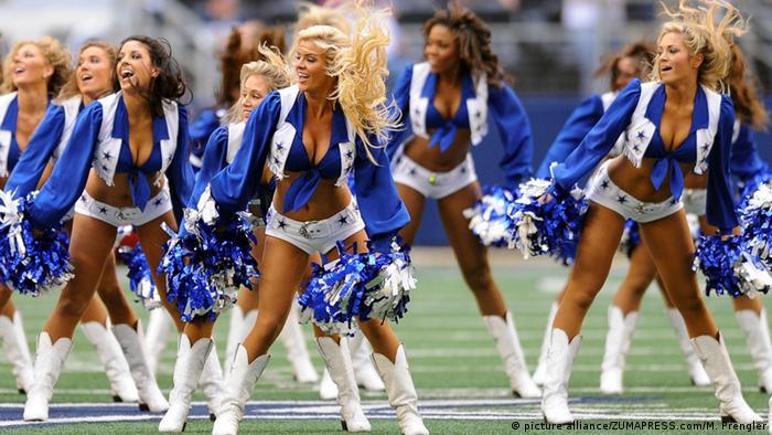 USA, Dallas Cowboys - New Orleans Saints