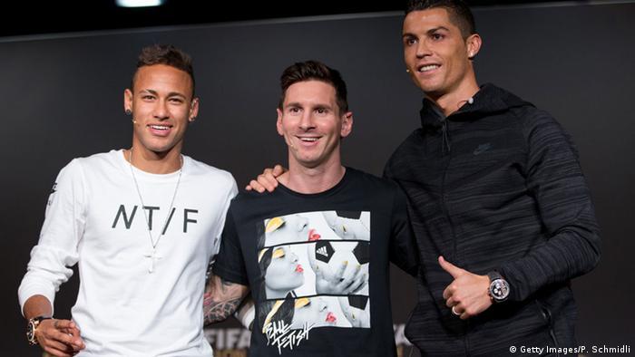 Schweiz, Nominierte für den Fußballer des Jahres 2015 (Getty Images/P. Schmidli)