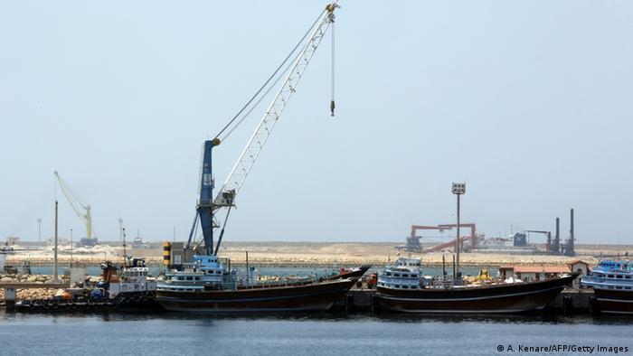 Второй по величине экспортный груз Афганистана прибыл в Индию через Чабахар