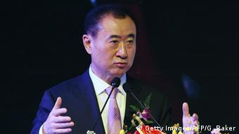 China Wang Jianlin