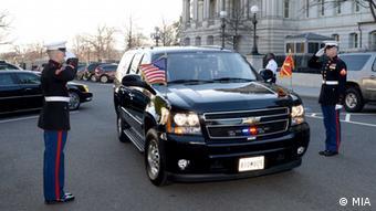 USA Besuch Premierminister Mazedonien Nikola Gruevski