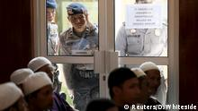 Indonesien Prozess Abu Bakar Bashir islamischer Kleriker