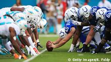 American Football Indianapolis Colts - Miami Dolphins