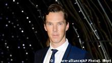 Benedict Cumberbatch britischer Schauspieler