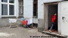 Berlin Flüchtlingsunterkunft
