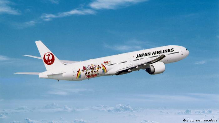 Jacdec Sicherheitsranking Luftfahrtgesellschaft Japan Airlines (picture-alliance/dpa)