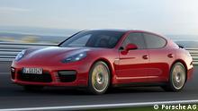BU: Porsche Panamera GTS 2016 (c) Porsche AG *** Nutzung: Nur in redaktionellem Zusammenhang mit dem Fahrzeug. ***