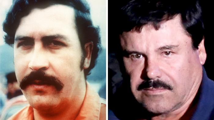Guzmán Und Escobar Zehn Gemeinsamkeiten Und Ein Unterschied