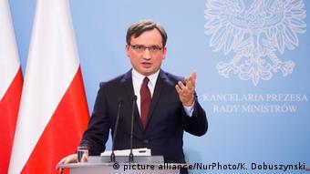Polen Zbigniew Ziobro Justizminister