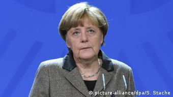 Berlin Merkel zu Terroranschlag in Istanbul