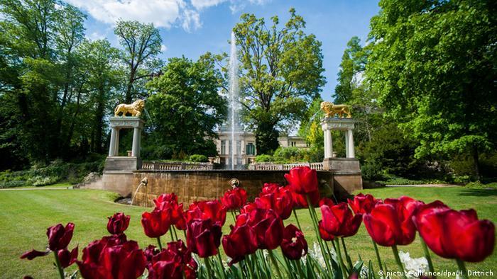 Berlin Schlosspark Glienicke