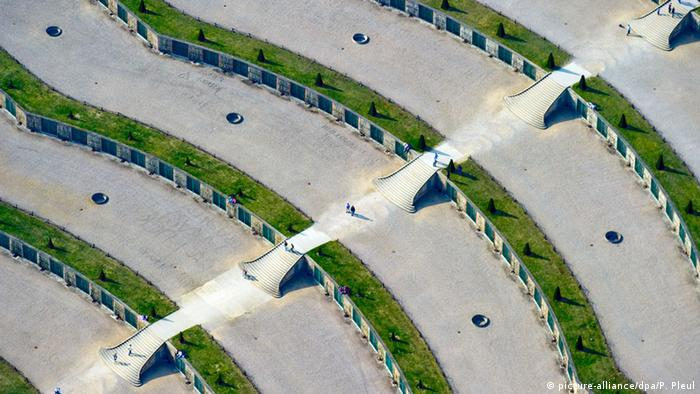 Дворец и парк Сан-Суси, Потсдам