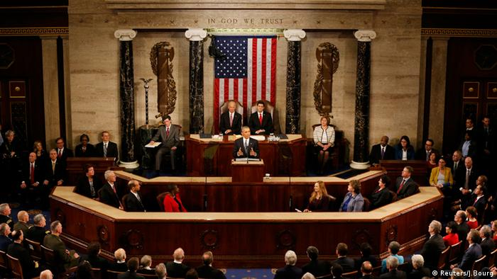 Barack Obama's final State of the Union address