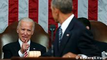 Barack Obama Washington USA Kongress Rede Joe Biden