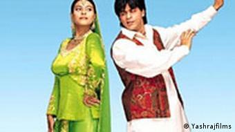 Dilwale Dulhania le Jayenge, ein Film des Bollywood-Regisseurs Yash Chopra