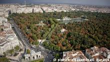 Madrid Stadtansicht
