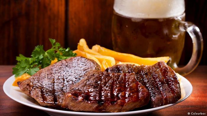 Steak (Colourbox)