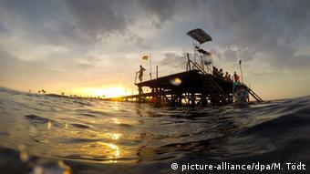 Ägypten Tourismus Strand