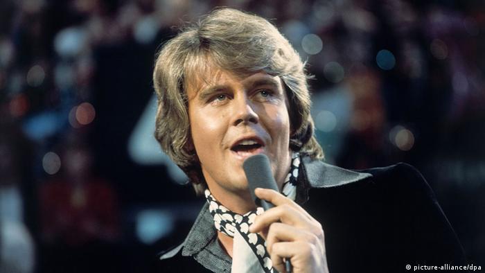 Howard Carpendale in der TV Sendung ZDF-Hitparade 1977 (Foto: picture-alliance/dpa)