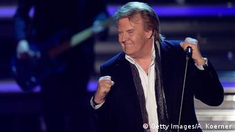 Howard Carpendale bei einem Auftritt im März 2015 in Hannover (Foto: Getty Images/A. Koerner)