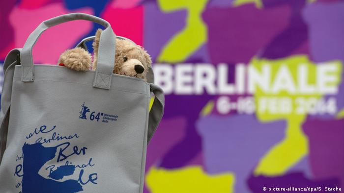 Stoffbeutel Berlinale-Tasche