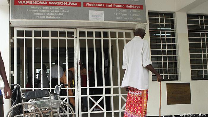 Krankenhaus in Tansania