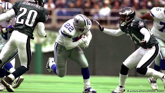 USA, Emmitt Smith