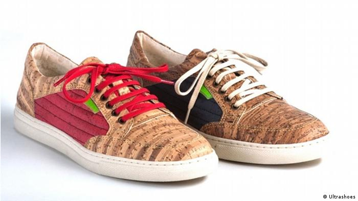 Biodegradable, vegan, recycled shoes