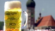 Deutschland, Eine Maß Bier