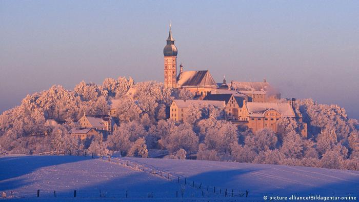 Deutschland, Kloster Andechs (picture alliance/Bildagentur-online)