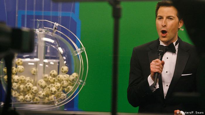USA Lotto Powerball Mega-Jackpot 1,6 Milliarden Dollar