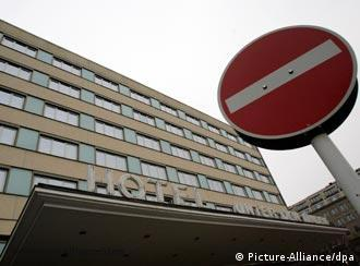 It's the end of the road for the Hotel Unter den Linden