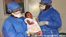 WHO Ebola Entwarnung Symbolbild letze bekante Patientin Noubia aus Guinea
