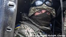 Ukraine Soldat Winter