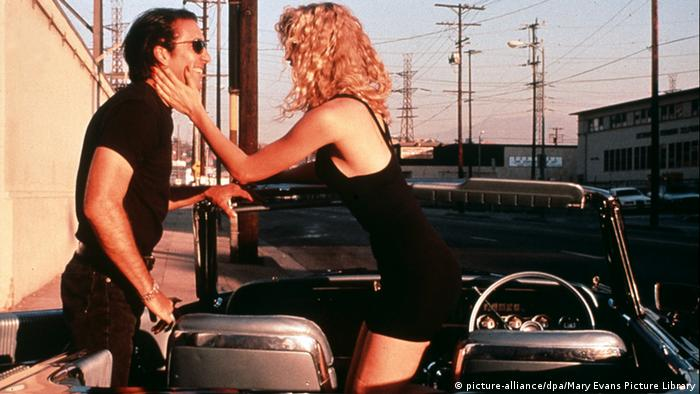 Scene from Wild at Heart with Nicolas Cage and Laura Dern (Photo: picture-alliance/dpa/Mary Evans Picture Library)