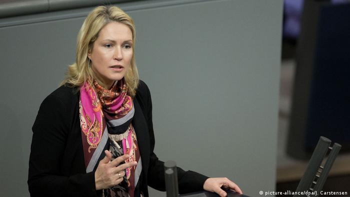 Deutschland Manuela Schwesig