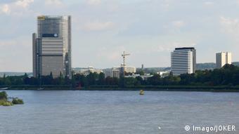 Bonn skyline