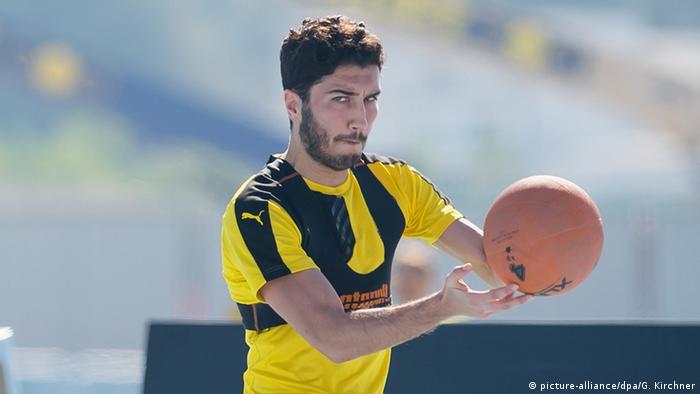 Nuri Sahin Training in Dubai