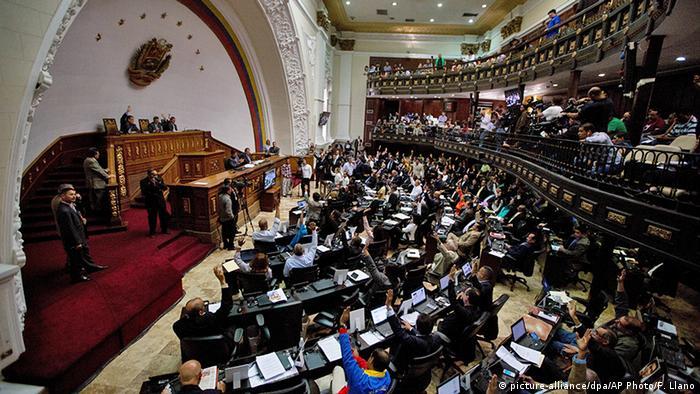 Assembleia venezuelana
