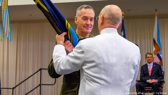 USA Admiral Kurt W. Tidd - Leiter des United States Southern Command