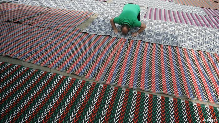 Bulgarien Muslime beim Gebet (BGNES)